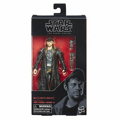 DJ Canto Bight Star Wars The Black Series 6-Inch Action Figure