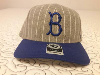 best service ca7b0 787f4 BROOKLYN DODGERS  47 MLB  47 Holbrook Baseball Cap (NEW)