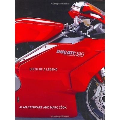 Ducati 999: Bk. DB1827, Cook, Marc, Cathcart, Alan, New condition, Book