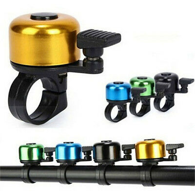Sport Bike Bicycle&Cycling Bell Metal Horn Ring Safety Sound Alarm Handlebar 1pc