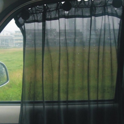 1PC  Car UV Protection Side Window Curtain Sun Shade Sunscreen Block New