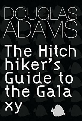 The Hitchhikers Guide To The Galaxy - Douglas Adams - Good - Hardcover