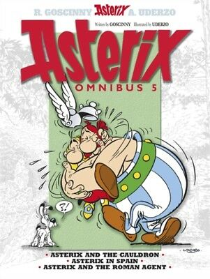 Asterix Omnibus 5: Asterix and the Cauldron, Asterix in Spain, As...