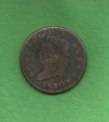 1810 Classic Head, Large Cent - 208 Years Old!!!