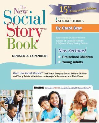 The New Social Story Book (TM) by Carol Gray 9781941765166 (Paperback, 2015)