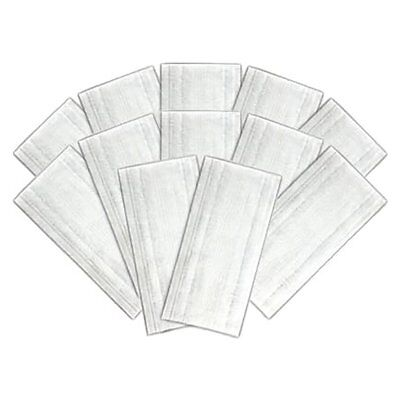 Shark Disposable SaniFiber Pads for Shark Steam and Spray Mops (12 Refills)