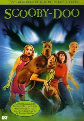 Scooby-Doo (Widescreen Edition) [DVD] NEW!