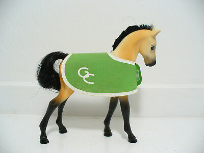 GC Grand Champion Equine Horse Foal with Blanket