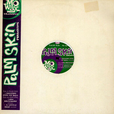 """Palm Skin Productions - Getting Out Of Hell (Vinyl 12"""" - 1992 - UK - Original)"""
