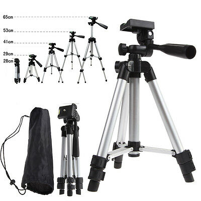 Camera Camcorder Tripod stand Fit for Canon Nikon Sony ForFuji Olympus Panasonic