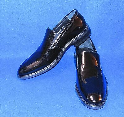 b2e2e721b4 New Cole Haan Formal Tuxedo 9 M Mens Patent Leather Loafer Black