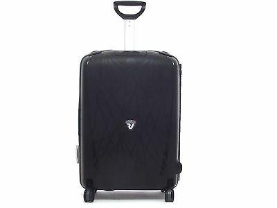 Roncato trolley medio viaggio, Light 500712-01, 4r rigido in polipropilene, n...