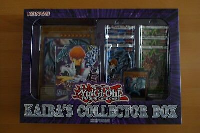 Kaiba's Collector Box in englisch