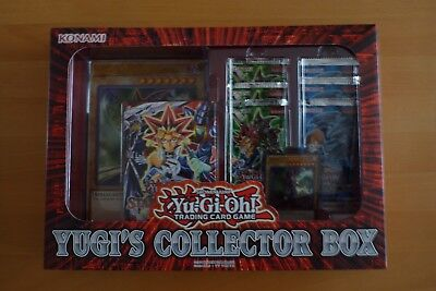 Yugi's Collector Box in englisch