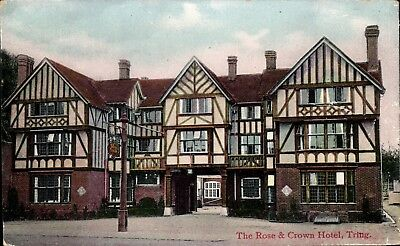 Tring The Rose Crown Hotel