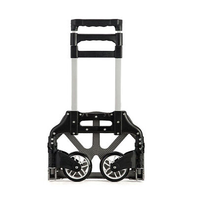 A20 Rugged Aluminium Luggage Trolley Hand Truck Folding Foldable Shopping Cart