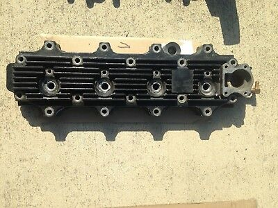 1995 FORCE MERCURY Sportjet Sport Jet 120 hp 4 cyl Cylinder Head and Cover