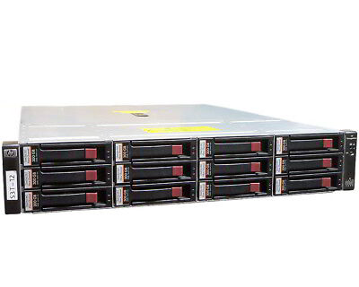 HP  Storage Drive Array, Fibre Channel, AG638A 12X1TB