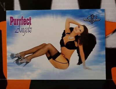 2004 BenchWarmer Series 2 Purrfect Angelz Card ** JENNIFER CANTRELL ** # PA 8