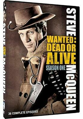 Wanted Dead Or Alive - Season 1 [DVD] NEW!
