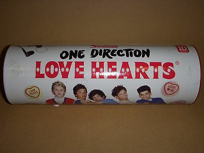2015 One Direction Love Hearts Sweets / Candy - 1D - Swizzel's - Unopened
