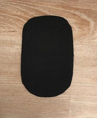 Stoma bag pouch covers for Ostomy Ileostomy Colostomy Black
