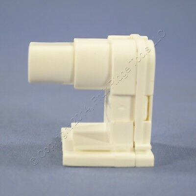 Leviton High Output T8 T12 Fluorescent Light Lamp Holder Socket Bulk 13550-NW