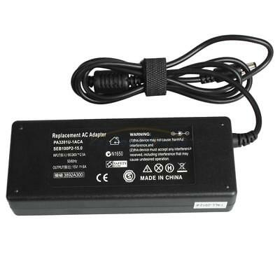Power Supply AC Adapter for Toshiba Satellite A105-S4384 A105-S4547 90W Laptop