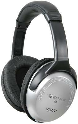 Stereo Headphones with In-line Volume Control - Silver