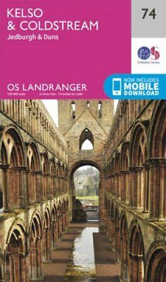 Kelso & Coldstream, Jedburgh & Duns by Ordnance Survey 9780319261729