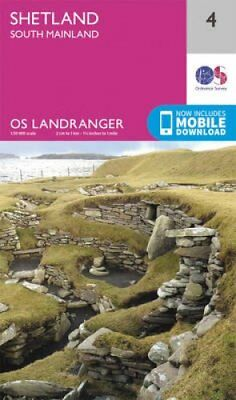 Shetland - South Mainland by Ordnance Survey 9780319261026