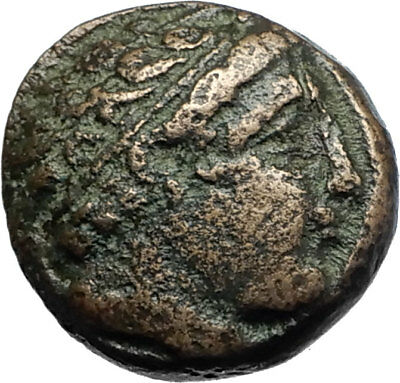 Philip II 359BC Olympic Games HORSE Race WIN Macedonia Ancient Greek Coin i70462