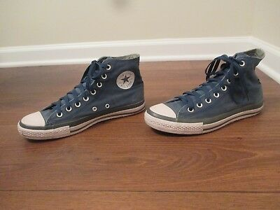 4aa7f5eb9cc7 Used Worn Size 8 Fit Like 8.5-9 Converse Chuck Taylor All Star Hi Shoes