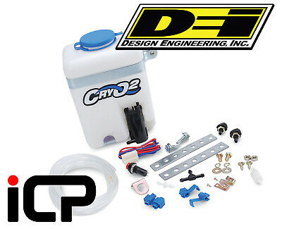 DEi Cry02 Intercooler Water Spray Kit Inc. Tank & Fitting Kit