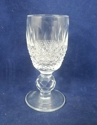 Waterford COLLEEN SHORT STEM Cordial Glass  3 1/2""