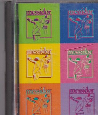 United Artists Of Messidor United Artists Of Messidoor minidisc album