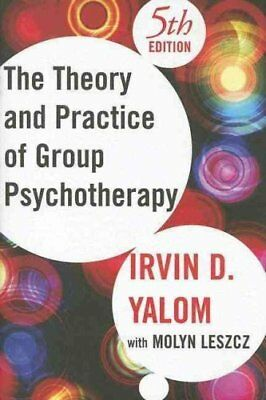 Theory and Practice of Group Psychotherapy, Fifth Edition 9780465092840