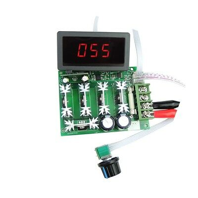 DC 12V 24V Motor Speed Control Controller PWM 21khz HHO 500W 30A Switch