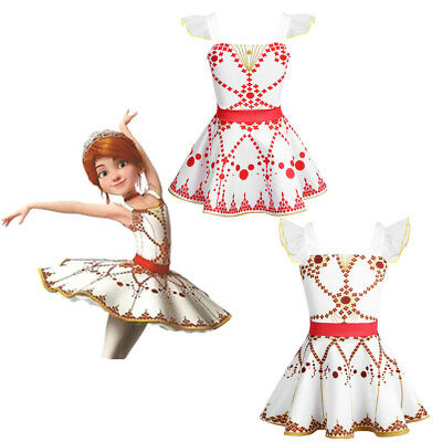 6379c90f6 BALLERINA TODDLER GIRL Dress Ballet Leotard Dance Tutu Skirt ...