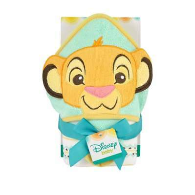 Disney The Lion King Simba Baby Towel New!