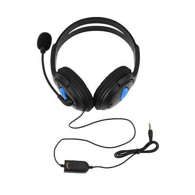 HR1 WIRED Gaming Headset auriculares con microfono para Sony PS4 PlayStation BF