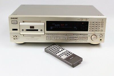Sony DTC-77ES DAT-Recorder in Champagner #AA