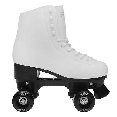 No Fear Womens Figure Roller Skates Classic Lace Up