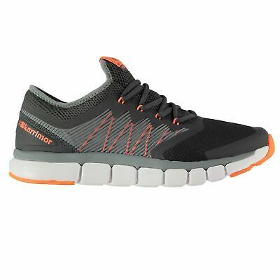 Karrimor Mens Stellar Running Shoes Road Lace Up Breathable Padded Ankle  Collar e2e2bf0492