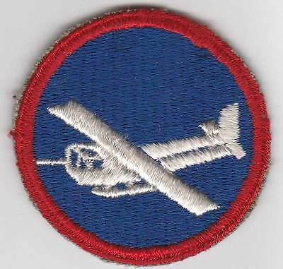 WW 2 US Army Glider Troops Overseas Cap Patch Inv# 947