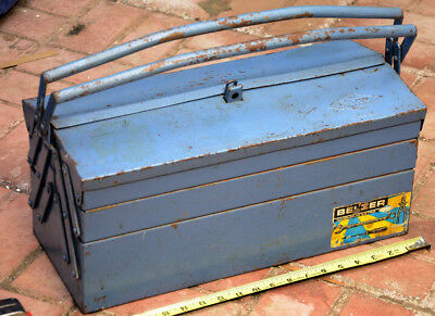 Very Nice Belzer Cantilever Tool Box - Great Condition