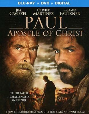 Paul, Apostle Of Christ New Blu-Ray/dvd