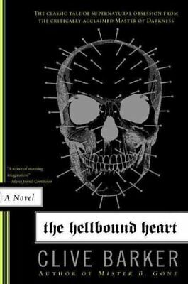 The Hellbound Heart by Clive Barker 9780061452888 (Paperback, 2007)