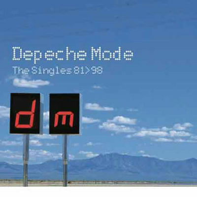 Depeche Mode - The Singles 81-98 NEW CD