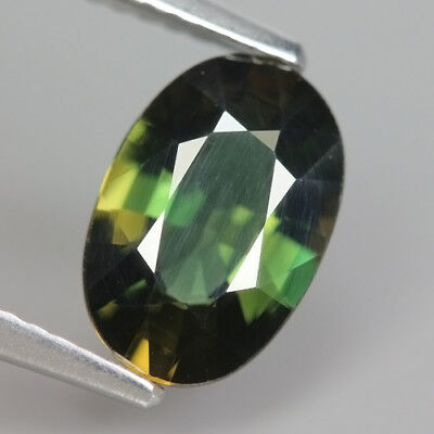 1.80 Ct Natural Unheated Greenish Yellow KORNERUPINE Oval Gem @ See Video !!